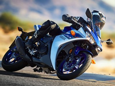 Best Kolkata : Yamaha YZF-R3 Sports Bike 2015