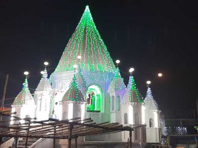 Shaym's Ghat-Temple