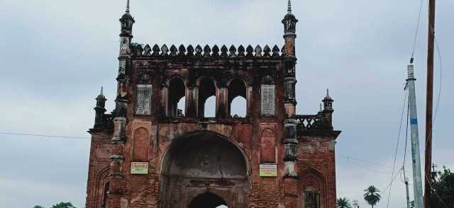 krishnanagar rajbari – rajbari