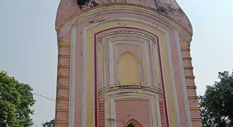 Majdia shiv Nibas – shiva temple