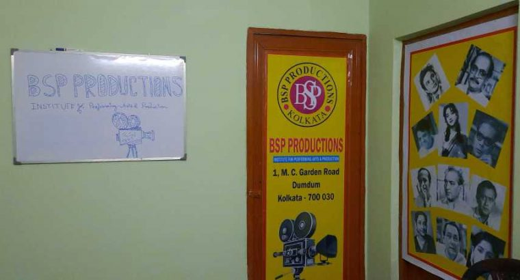 Bsp productions – film production and training house