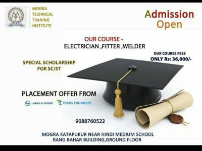 MOGRA TECHNICAL TRAINING INSTITUTE.. – Education