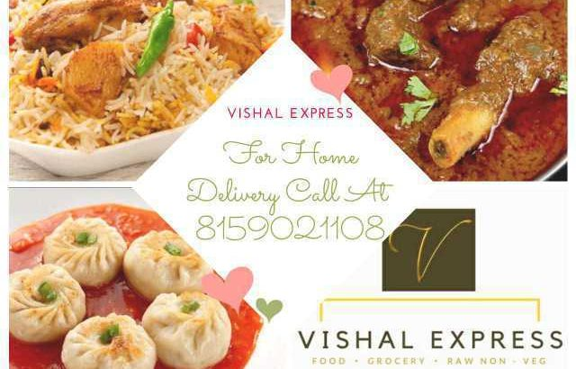 Vishal Express – Home delivery